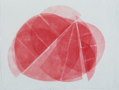 Untitled (Red),| 1990