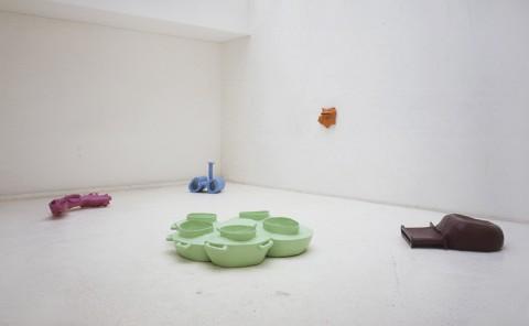 Peter Soriano Sculpture,| 1996, Galerie Jean Fournier, Paris