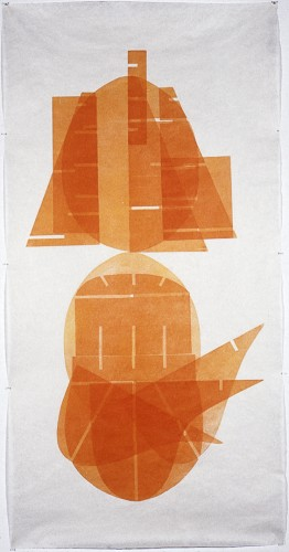 Untitled I (Orange),| 1991